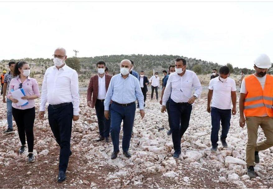 Dargeçit ve Ömerli ilçelerine Katı Atık Aktarma İstasyonu yapılıyor