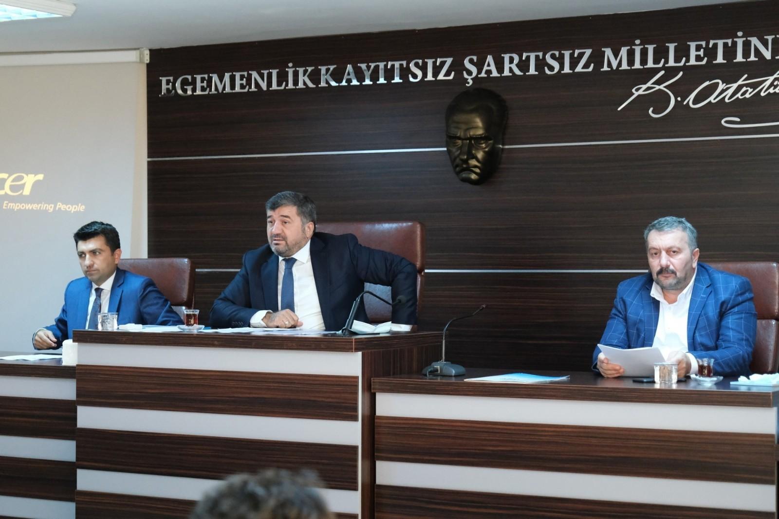 Giresun'da belediyeden esnafa 12 milyon lira pandemi desteği verildi