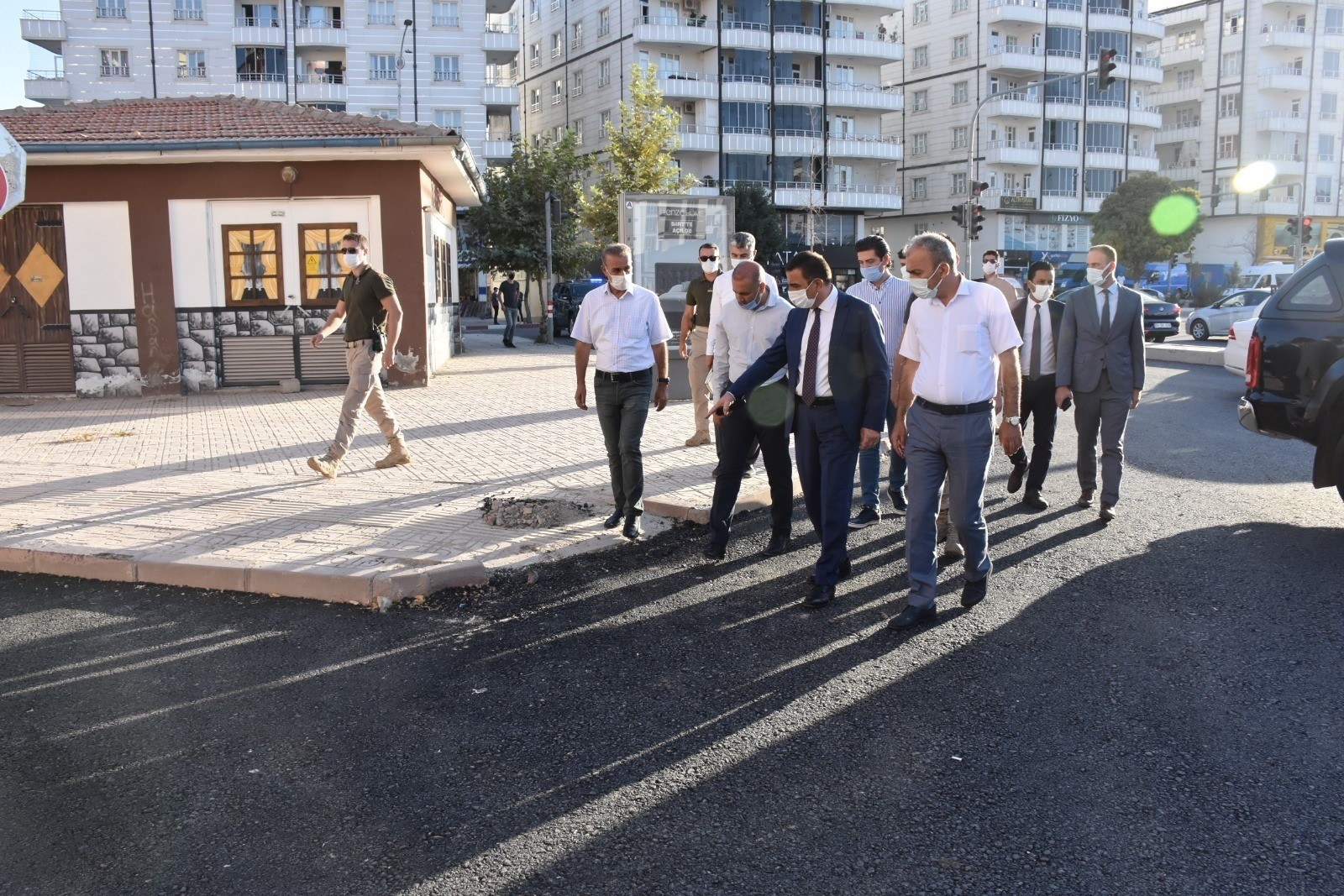 Siirt Valisi Hacıbektaşoğlu, yatırım ve projeleri hızlandırma talimatı verdi