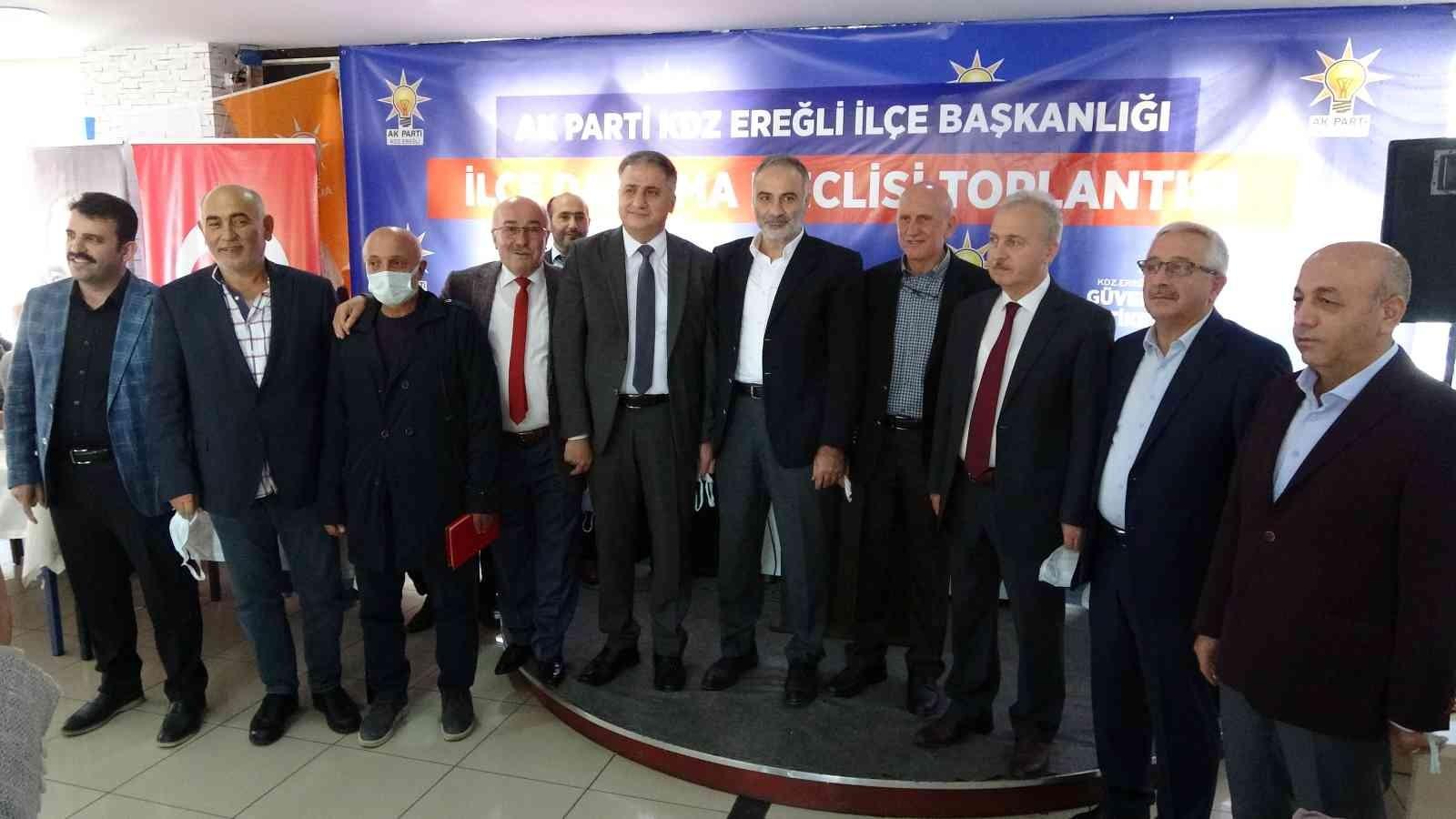 AK Parti İlçe Teşkilatı'ndan Posbıyık'a yanıt