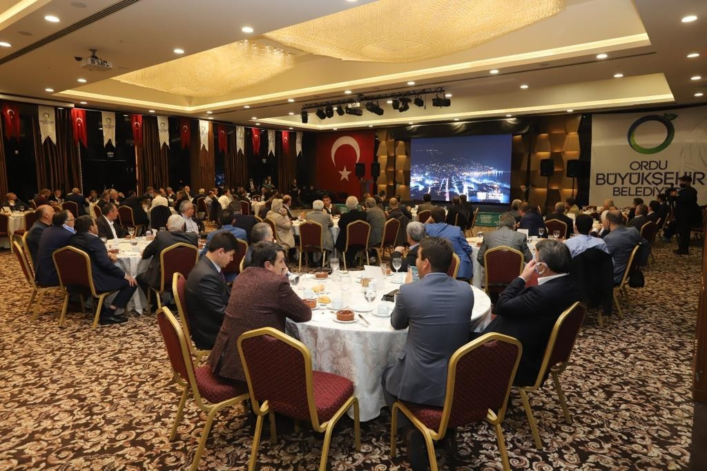 Ankara'da Ordu rüzgârı