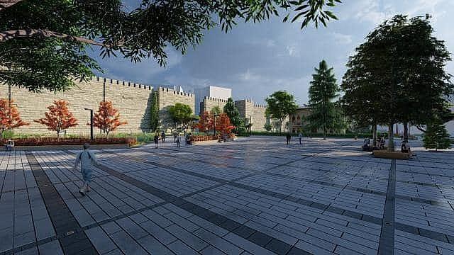 """Başkan Ayhan: """"Kent Meydanı Projesi'ni destekliyoruz"""""""