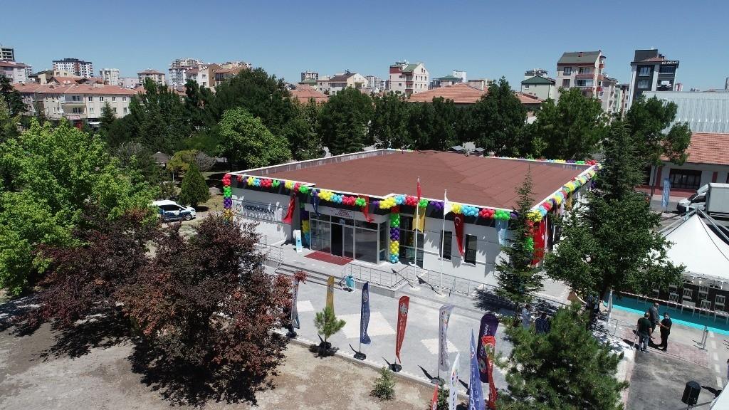 Başkan Çolakbayrakdar'dan Kayseri'ye 12 adet yeni ASM