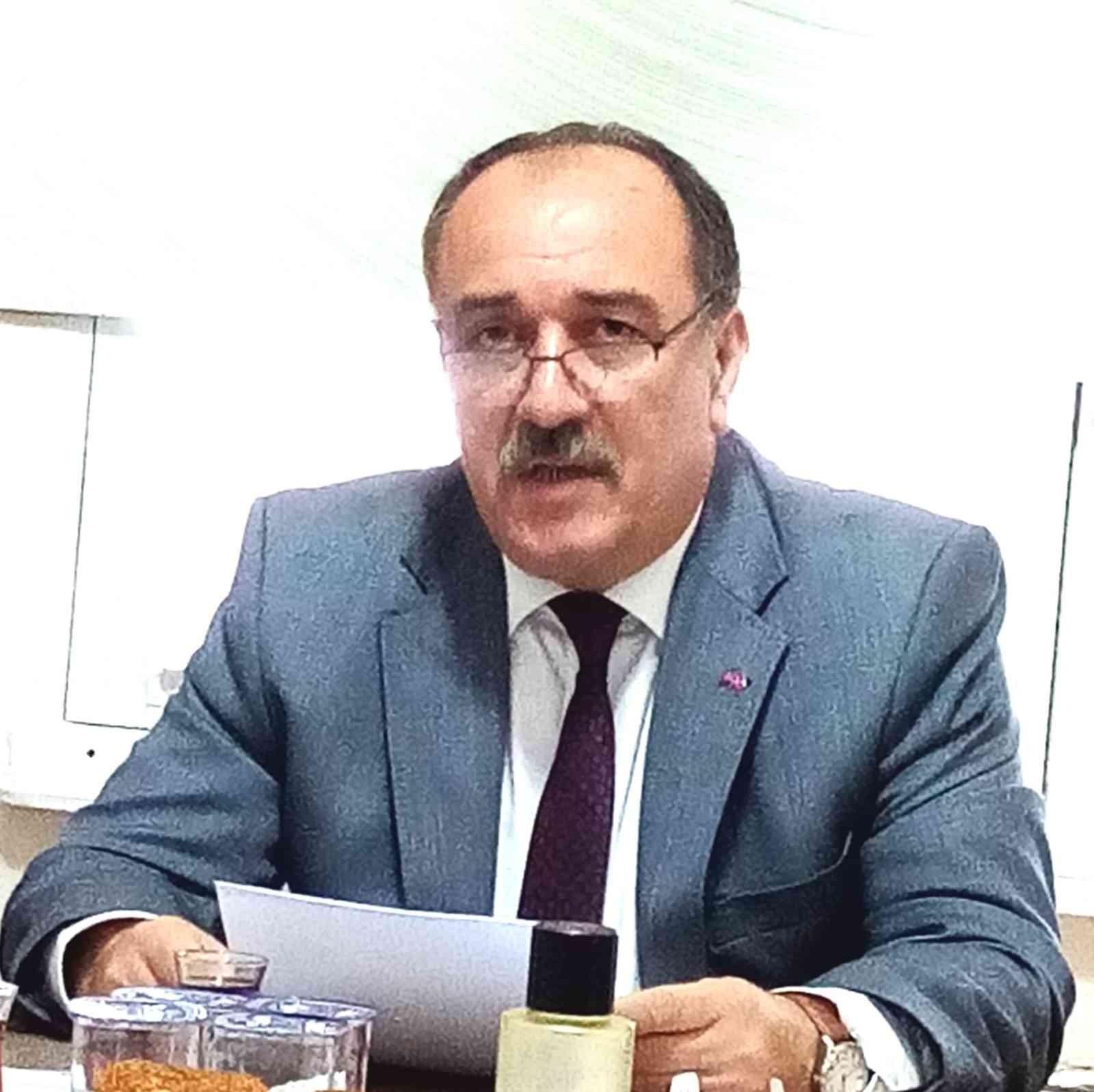 """Bozkurt: """"Türkiye'de Kürt sorunu değil, yıkıcı, bölücü terör sorunu vardır"""""""