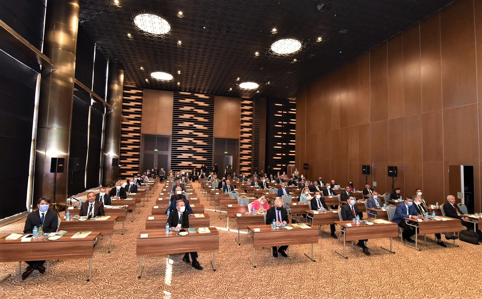 Büyükşehirin tarıma destek projeleri Konya'da tanıtıldı
