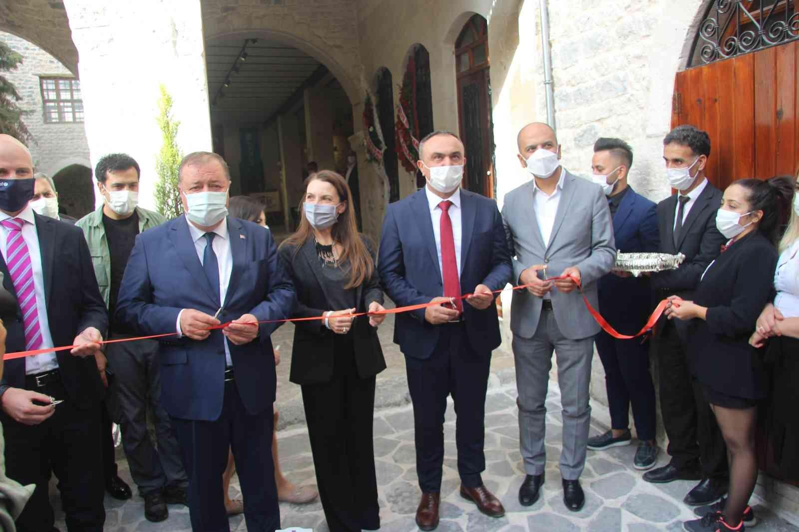 Canpolat Paşa Gençlik Merkezi törenle açıldı