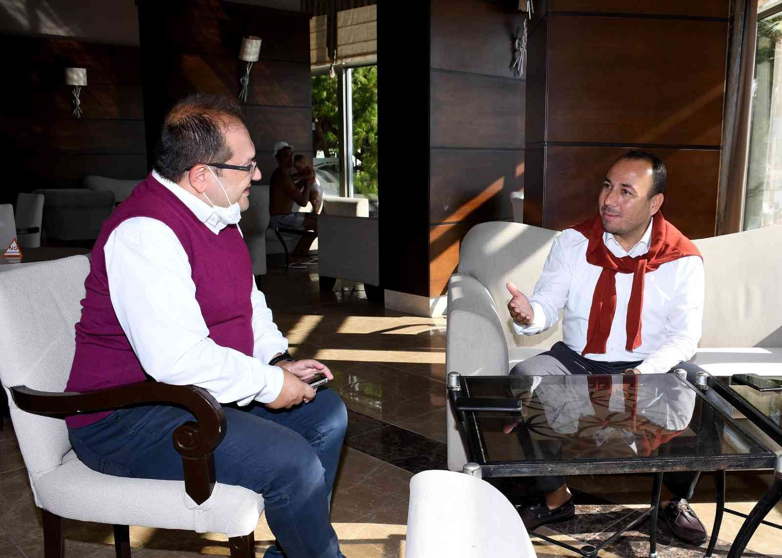 Kuşadası'nda İşlendirme Ofisi turizm sektörüne istihdam kaynağı oldu