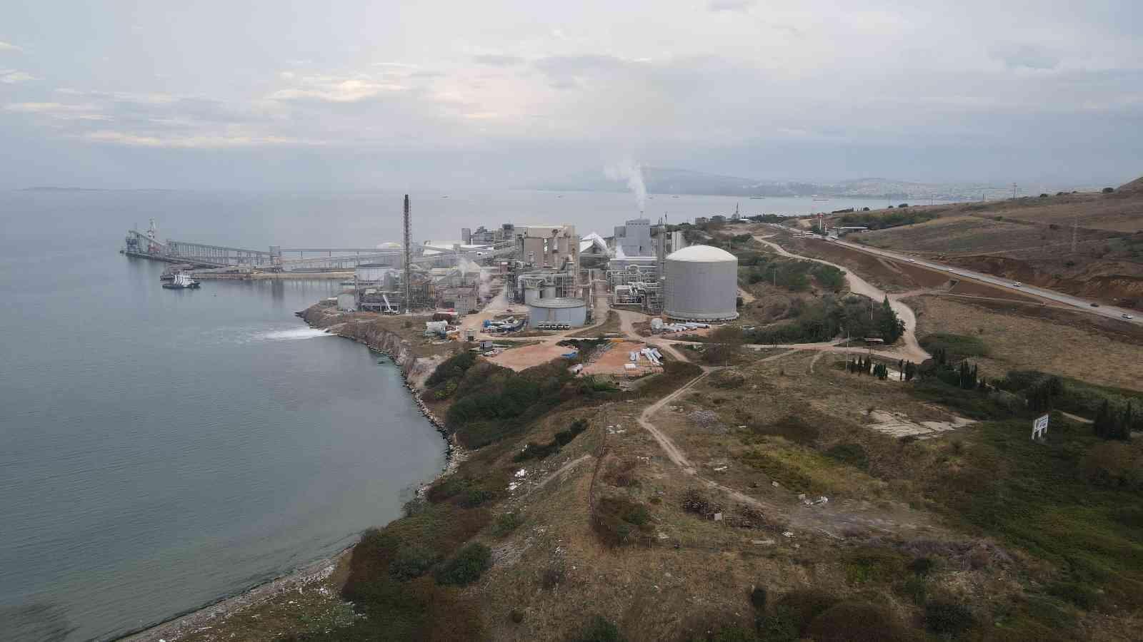 Marmara'yı kirlettiği iddiası ile 'dur' denilen BAGFAŞ, tekrar iş başı yaptı