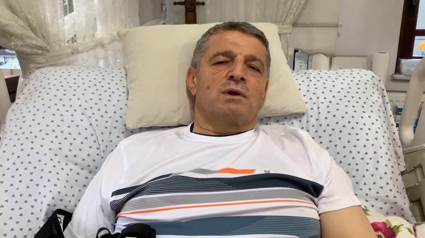 MHP'li Belediye Başkanı 2 kişinin öldüğü kendisinin de yaralandığı kazayı anlattı