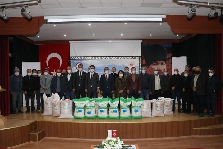 Samsun'da tarım için 55 hedef, 18 milyon hasıla