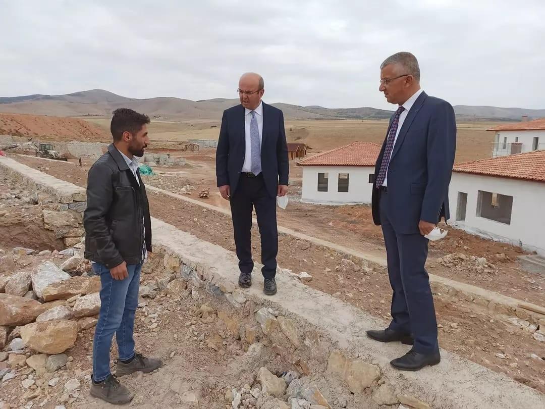 Vahşi depolama alanında 'Kır-Köy' projesi geliştirildi