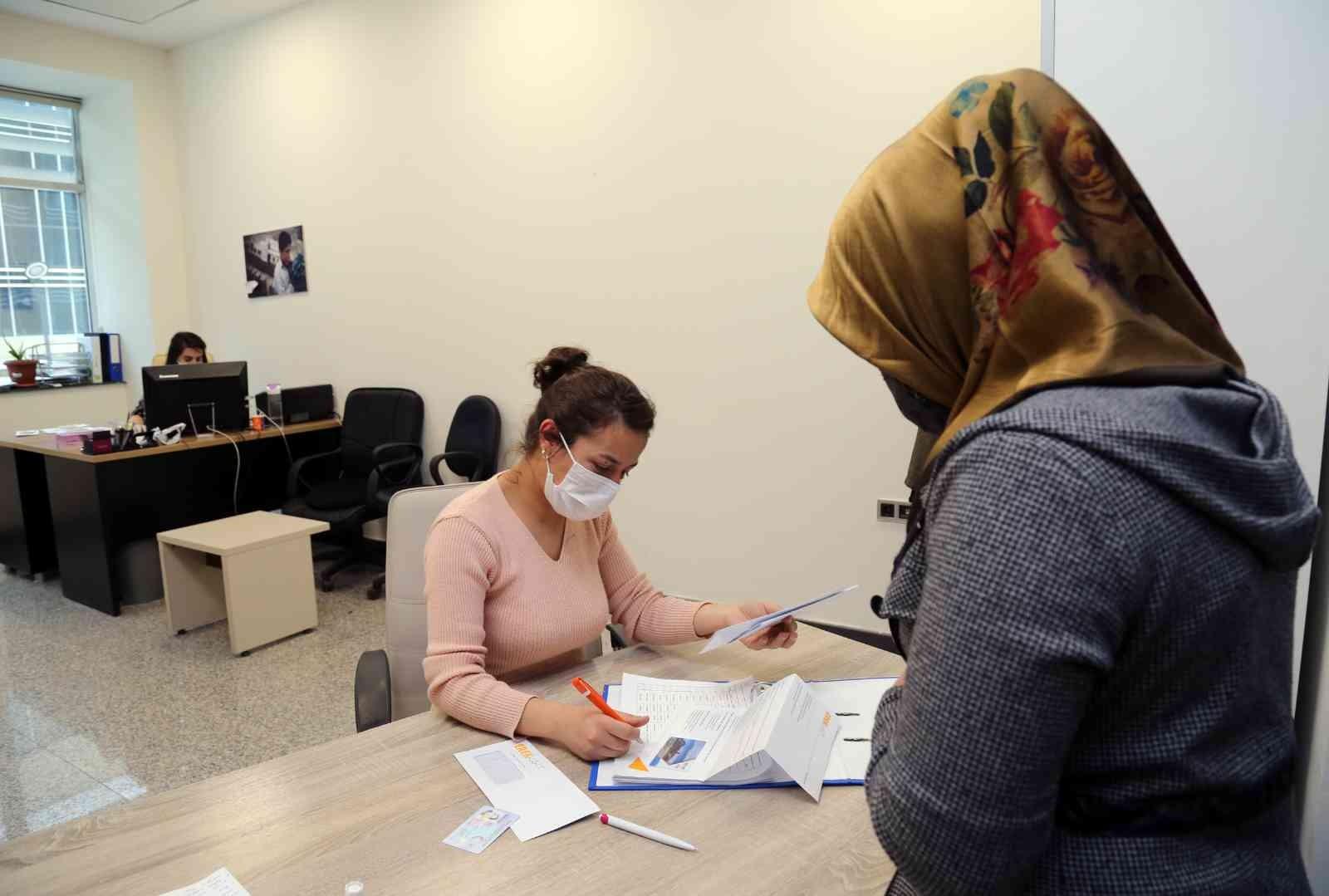 Van Büyükşehir Belediyesi sosyal kart ile 2 bin 77 dar gelirli aileye ulaştı