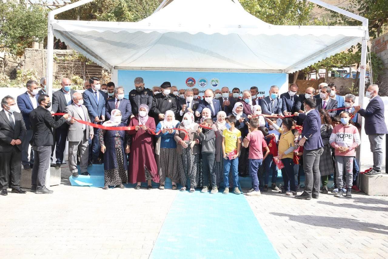 Yahyalı'da 50 milyon TL'lik yatırımlar açıldı